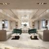 Leonardo Santi dévoile le design intérieur du yacht Elegantiae