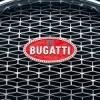 Le macaron de Bugatti: un emblème unique en argent!