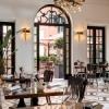 Mosaico: le nouveau restaurant de l'Hotel de la Ville à Rome