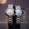 Maurice Lacroix Fiaba Moonphase : diamants et phases de lune