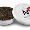 Le coffret Rouge Baiser de Caviar de Neuvic.