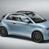 Nouvelle Fiat 500 électrique