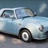 Une Nissan Figaro mise en vente aux enchères en ligne chez RM Sotheby's