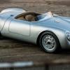 Une Porsche 550 RS Spyder de 1956 à Paris.