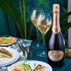 Perrier-Jouët HyperNature: Rooftop champagne et restaurant éphémère
