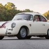 Porsche 356 B Super 90 Coupe by Reutter de 1960.