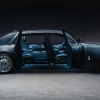 Nouvelle collection de limousine Rolls-Royce Phantom Tempus