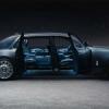 Nouvelle collection de limousine Rolls-Royce Phantom Tempus