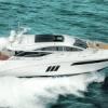 Sea Ray L590 en première européenne au Cannes Yachting Festival.