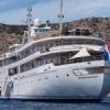 Le Chef étoilé Toine Smulders à bord du yacht Sherakhan