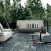 Oh, il pleut! Par Philippe Starck pour B&B Italia