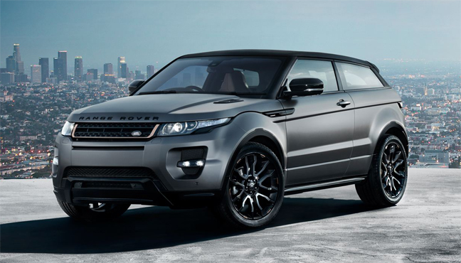 the 7 exclusive journal range rover evoque special edition. Black Bedroom Furniture Sets. Home Design Ideas
