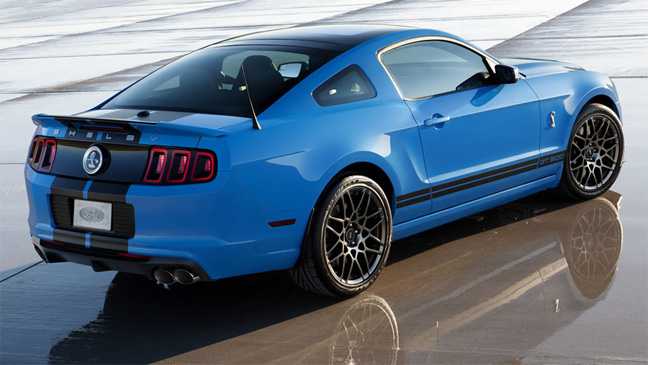 Mustang GT500 Shelby 2013