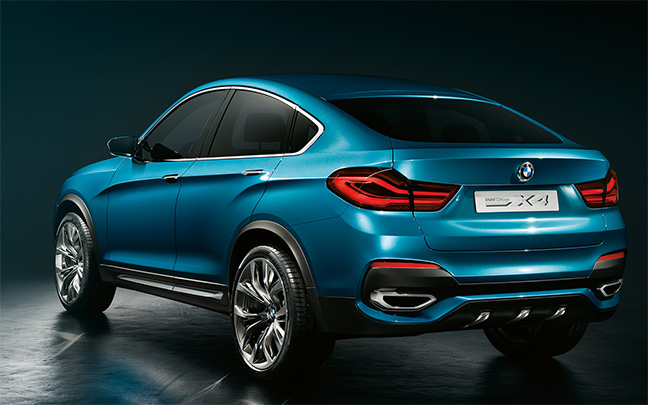 F Type Coupe >> The 7 exclusive journal BMW X4. - The7 exclusive journal
