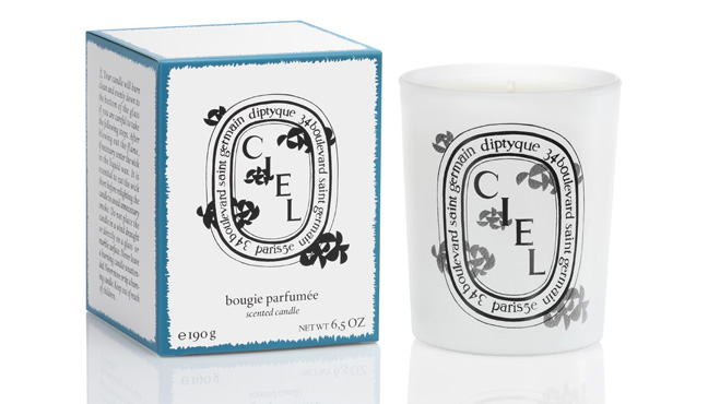 the 7 exclusive journal diptyque 3 nouvelles bougies. Black Bedroom Furniture Sets. Home Design Ideas