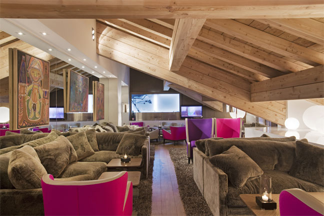 Le Strato Courchevel