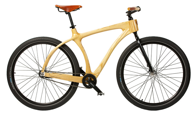 Connor Wood Bicycles