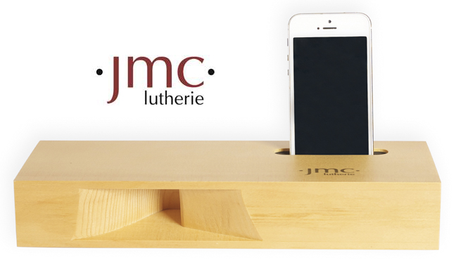 JMC Acoustic Docking Station
