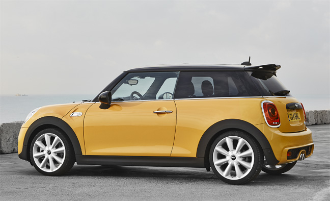 The 7 exclusive journal Nouvelle Mini : Cooper, Cooper S ...