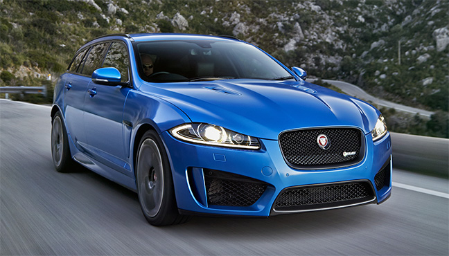 the 7 exclusive journal jaguar xfr s sportbrake. Black Bedroom Furniture Sets. Home Design Ideas