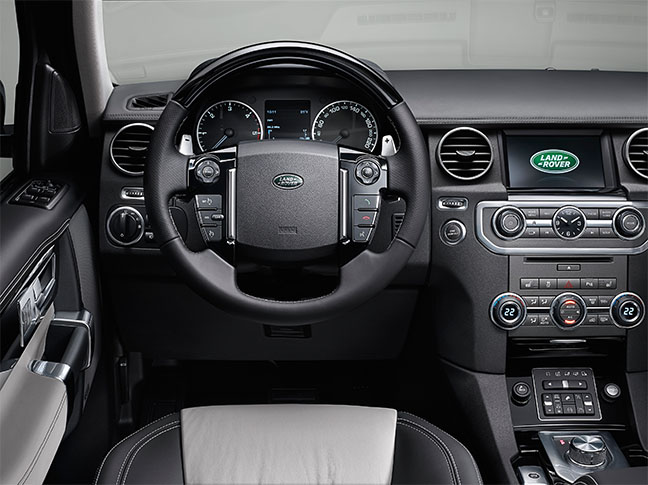 Land Rover Discovery Edition XXV