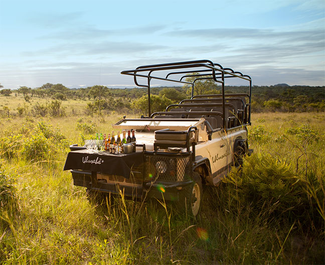 Ulusaba Private Game Reserve