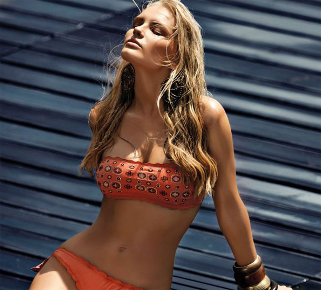 Verde Veronica Beachwear 2014