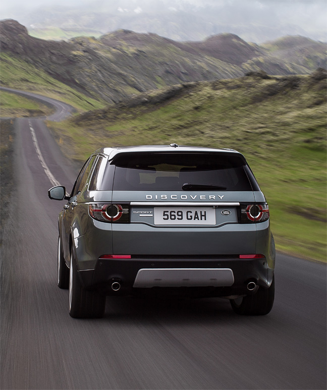 The 7 Exclusive Journal Land Rover : Nouveau Discovery Sport