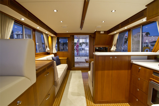 Grand Banks Yachts 43 Heritage EU