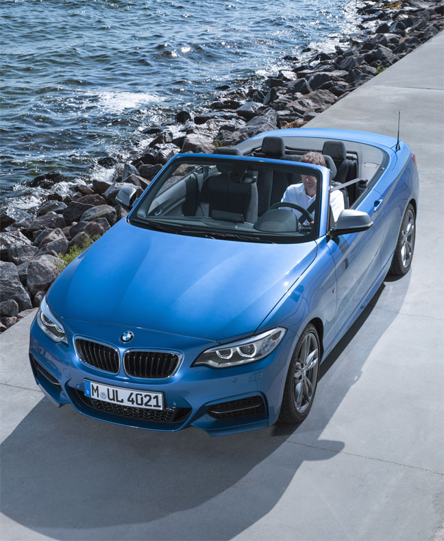 The 7 Exclusive Journal BMW Série 2 Cabriolet