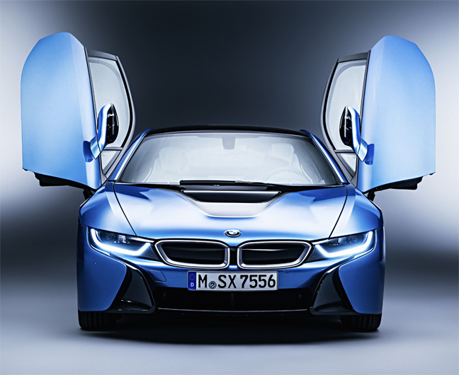 the 7 exclusive journal bmw i8 la voiture de sport du futur. Black Bedroom Furniture Sets. Home Design Ideas