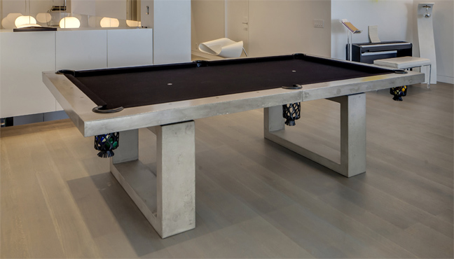 James de Wulf Games Tables