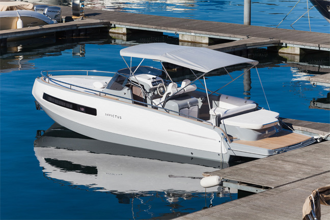 The 7 Exclusive Journal Invictus 280 Gt