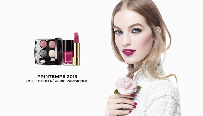 Chanel Collection Rêverie Parisienne Printemps 2015
