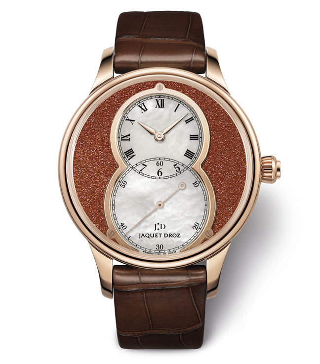 Jaquet Droz Sunstone
