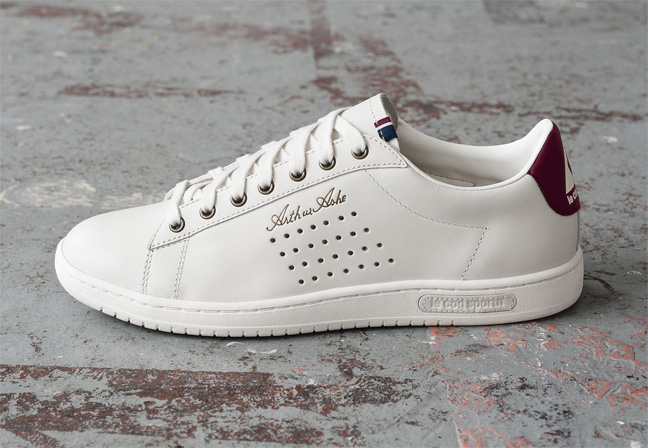 The 7 exclusive journal Le Coq Sportif :