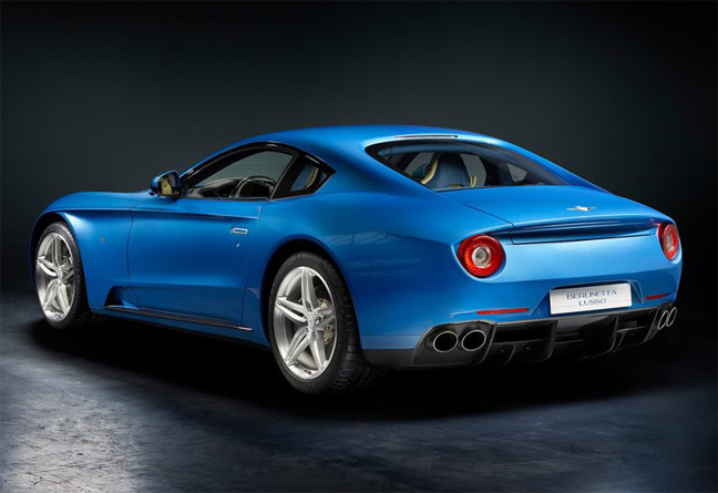 Touring Superleggera Berlinetta Lusso