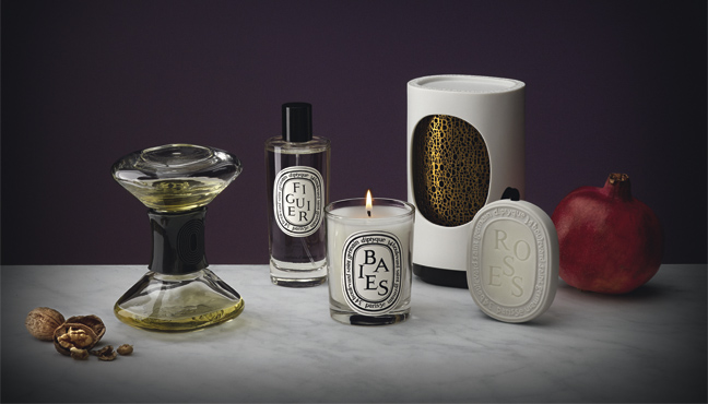 the 7 exclusive journal diptyque collection maison entre art du parfum et art de vivre. Black Bedroom Furniture Sets. Home Design Ideas