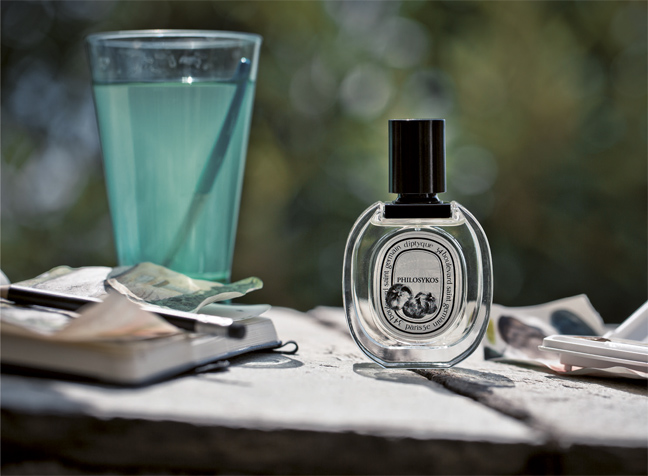 The 7 Exclusive Journal Diptyque Collection Maison Entre