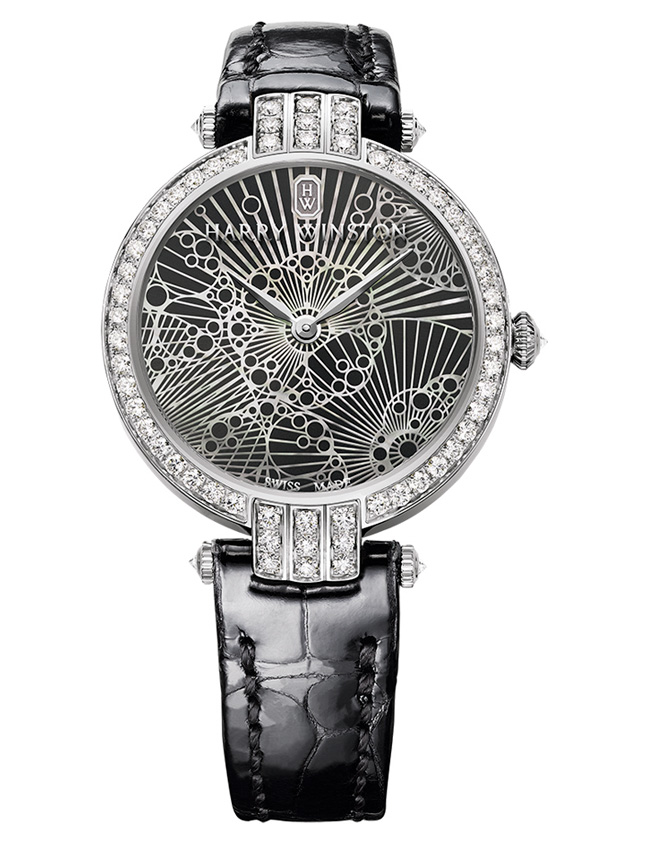 Harry Winston Premier Lace 31mm