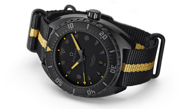 Eterna Super KonTiki Black Edition