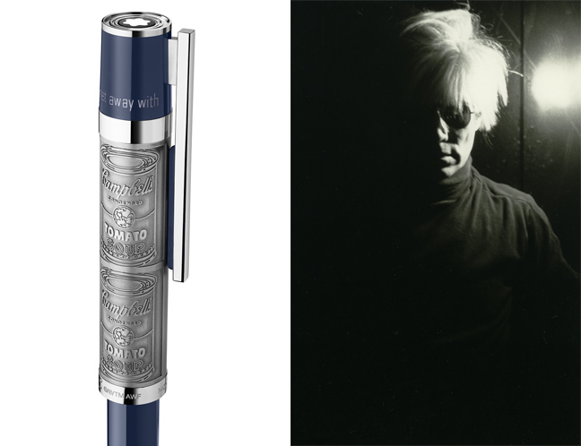 Montblanc Grands Personnages