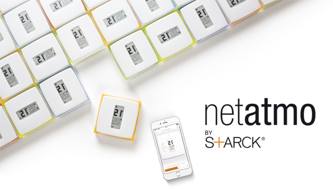 Netatmo by Starck