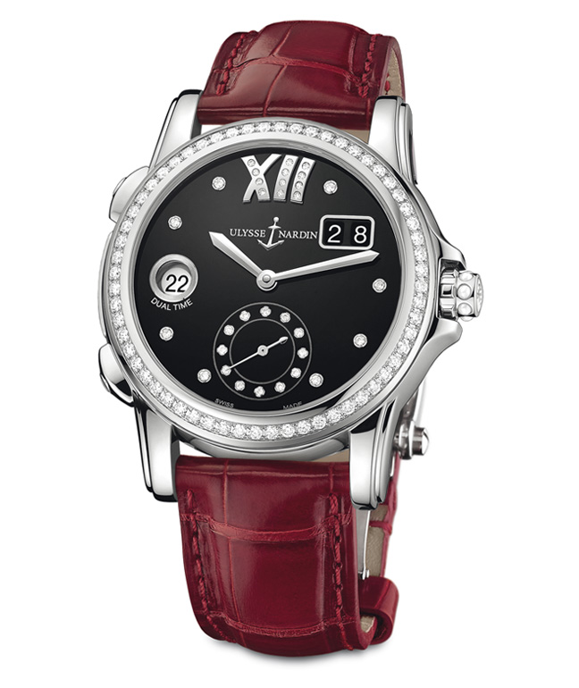 Ulysse Nardin Dual Time Manufacture Lady
