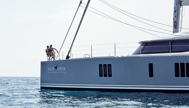 Sunreef 74 Blue Deer