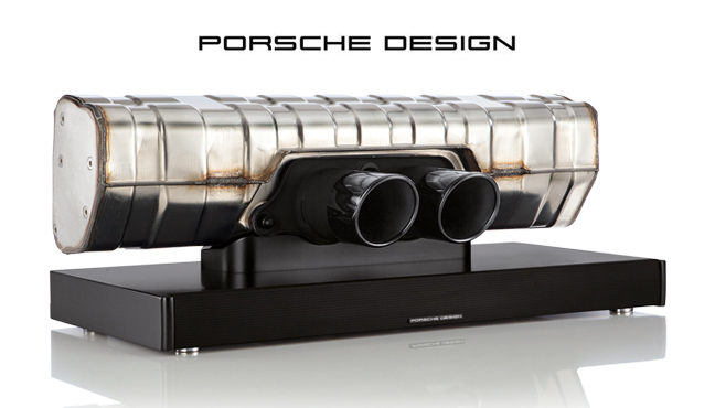 the 7 exclusive journal porsche design 911 soundbar. Black Bedroom Furniture Sets. Home Design Ideas