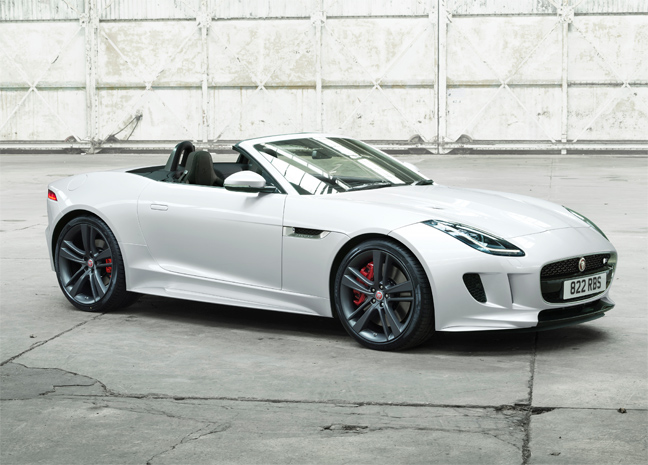 Jaguar F-Type British Design