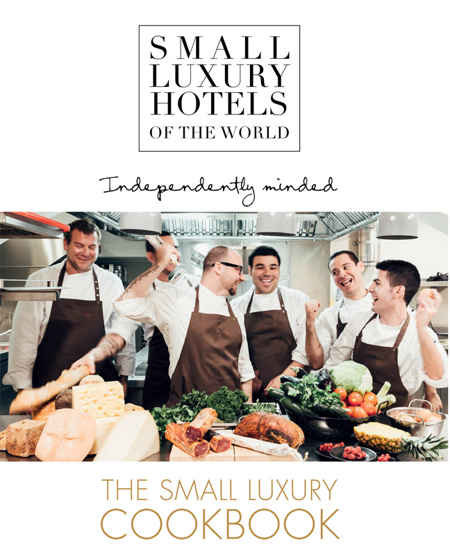 Small Luxury Cookbook