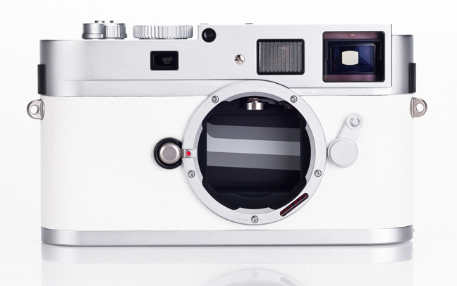 Leica M9-P White Edition