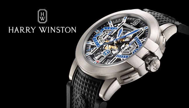 Harry Winston Project Z9